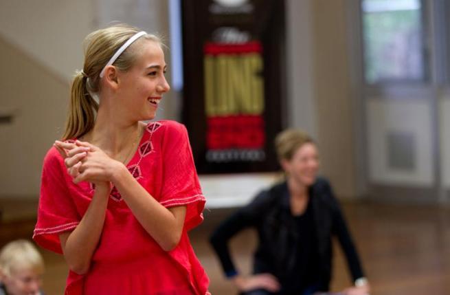 Kids' Acting Workshops at the Noosa Longweekend