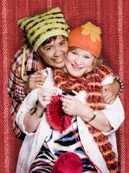 Roxanne McDonald & Colette Mann