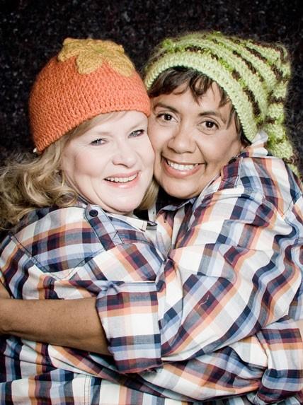 Colette Mann & Roxanne McDonald