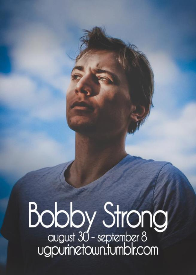 James Gauci Bobby Strong