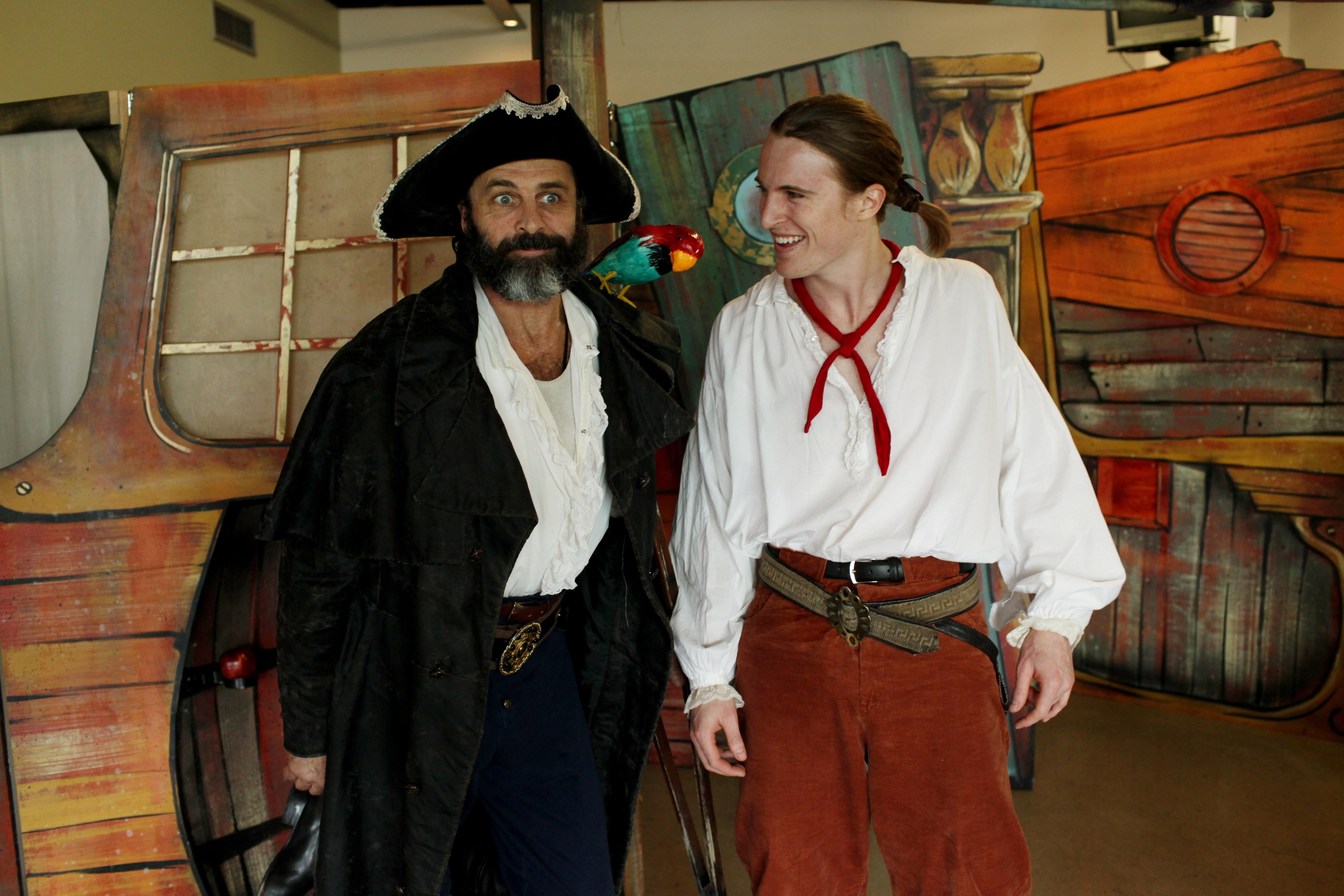Treasure Island Caxton Theatre