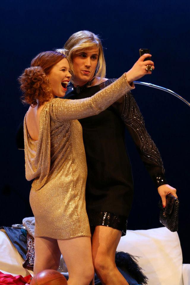 Anna McGahan & Tim Dashwood Managing Carmen