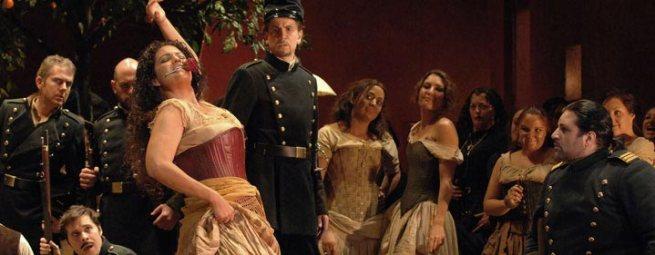 Carmen Opera Queensland