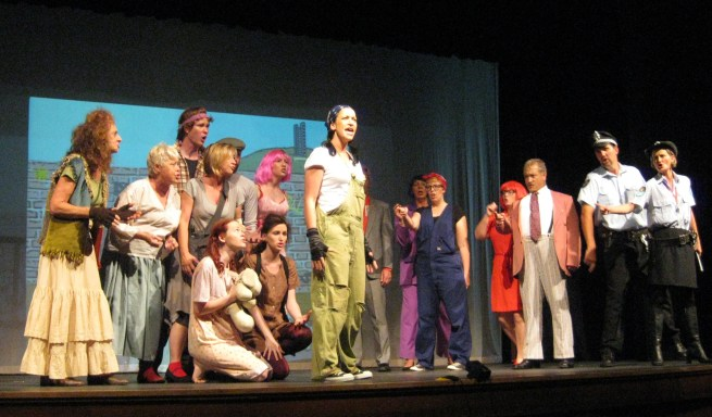 Urinetown Coolum Theatre Players