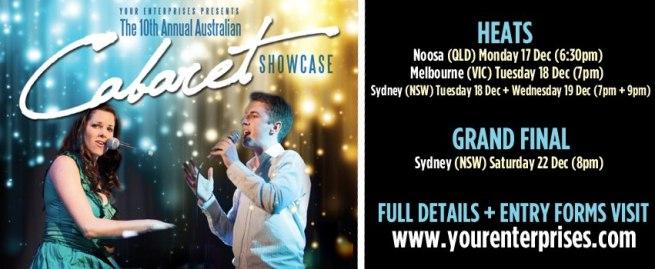 cabaret showcase