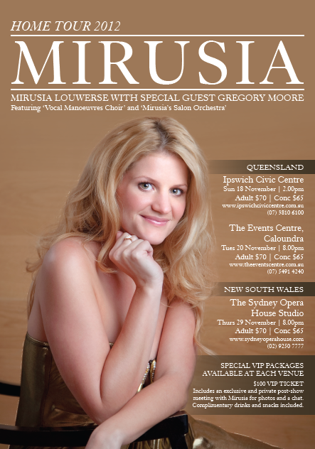 Mirusia Home Tour 2012