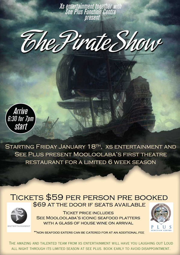 The Pirate Show 2012