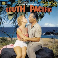 South Pacific Album Cover