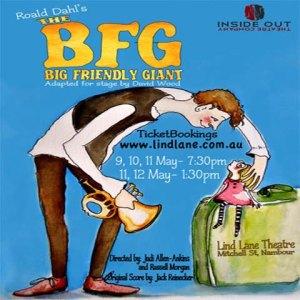 The BFG Inside Out Theatre Company