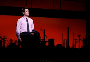 Bobby Fox. Photo courtesy of Jersey Boys Australia.