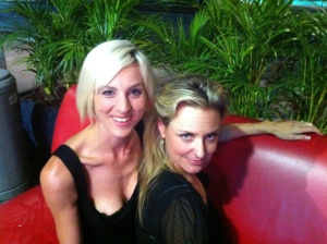 Xanthe Coward & Rachael Beck Live and Intimate with JRB 2011