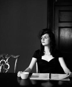Maureen O'Hara. Image by Adam Finch.