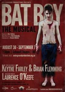 Bat Boy Official Poster 1