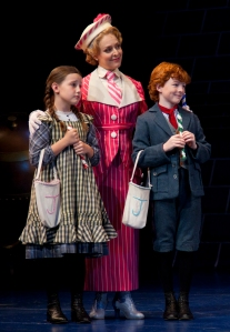 Truly Scrumptious and the children