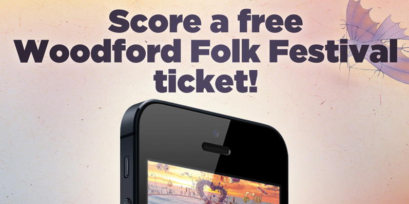 Woodford Folk Festival's iWoodford app | XS Entertainment