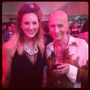 With Richard O'Brien The Rocky Horror Show