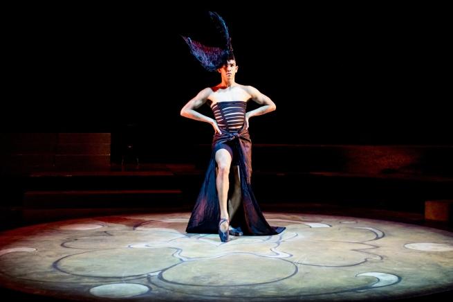 Tyrel Dulvarie - Danse Noir JWCOCA 2014 - Ali Choudhry