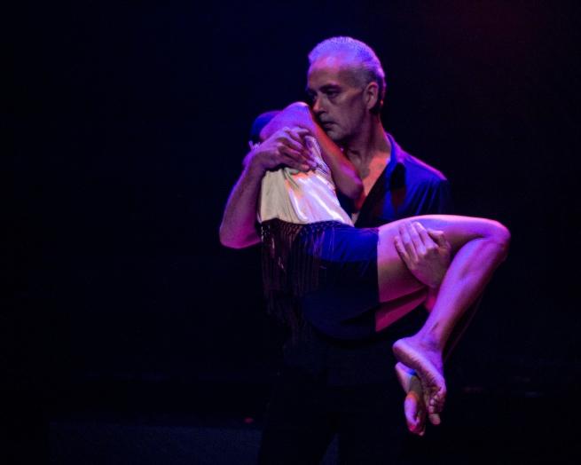 Yolanda Lowatta, Brian Lucas - Danse Noir JWCOCA 2014 - Ali Choudhry