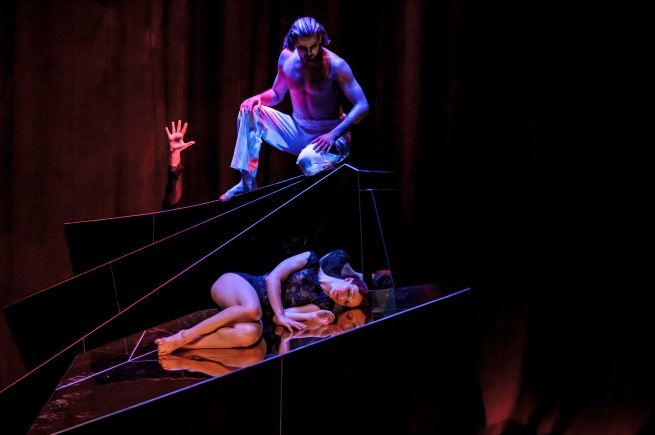 Elise May and Benjamin Chapman_The Red Shoes