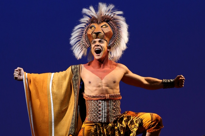 THE LION KING MEDIA CALL