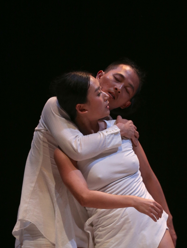 EDC's Black_Image shows L-R Zhang Congbin and Liu Qingyu in SUMERU_Image by David Kelly_low res