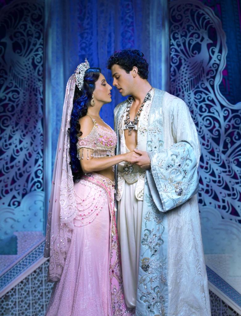 Aladdin And Jasmine Wedding Disney Xs Entertainment
